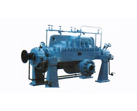 HarbinDK., DKA in open multi-stage centrifugal pump